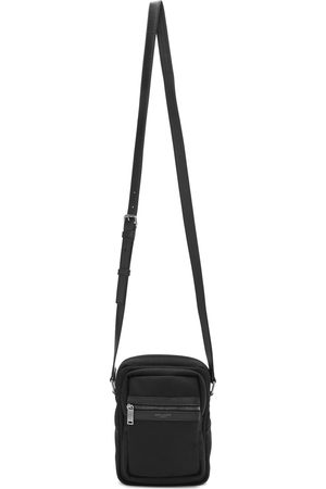 Saint Laurent Canvas Sid Crossbody Bag