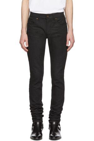 Saint Laurent Skinny 5 Pocket Medium Jeans