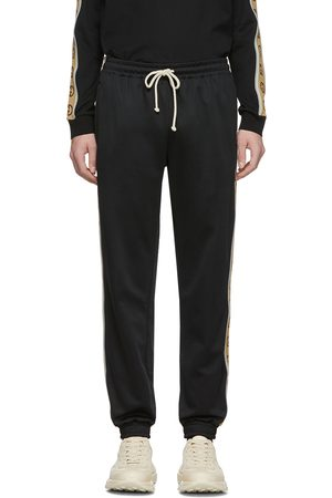 Gucci Technical Jersey Jogging Pants