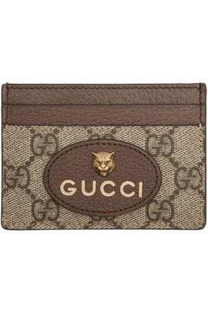 Gucci Neo Vintage GG Card Holder