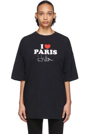 Vetements SSENSE Exclusive I Love Paris T-Shirt