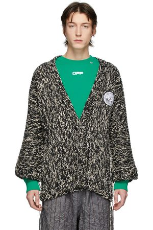 OFF-WHITE And Climb Rope Cardigan