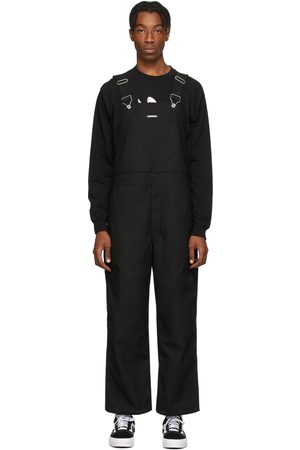 NEIGHBORHOOD Canvas Booker Overalls