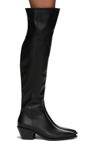 Gianvito Rossi Over-The-Knee Boots