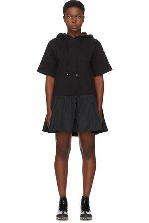 Moncler Hoodie Short Dress