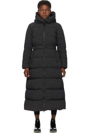 Moncler Down Goelo Long Coat