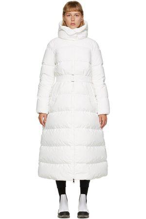 Moncler Down Belted Goelo Coat