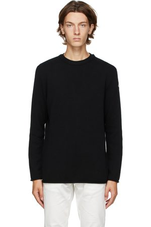 Moncler Knit Wool and Cashmere Sweater