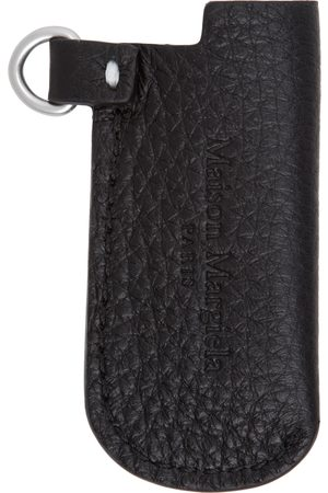 Maison Margiela Leather Lighter Case Keychain