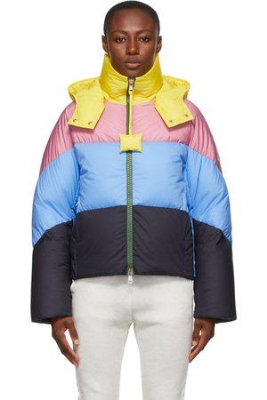 Moncler Genius Women Denim Jackets - 1 Moncler JW Anderson Down Denim Jacket