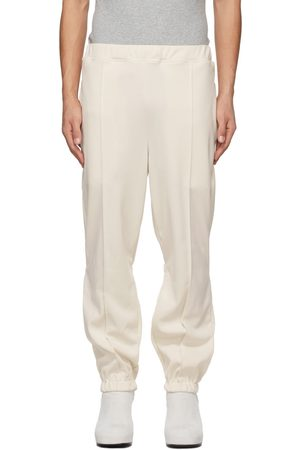 Random Identities Men Sweats - Off- Elastic Lounge Pants