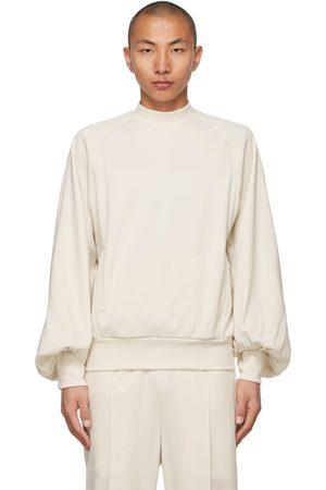 Random Identities Men Sweatshirts - Off- Rich Sleeve Sweatshirt