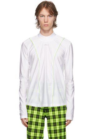 SANKUANZ SSENSE Exclusive Nylon Long Sleeve T-Shirt