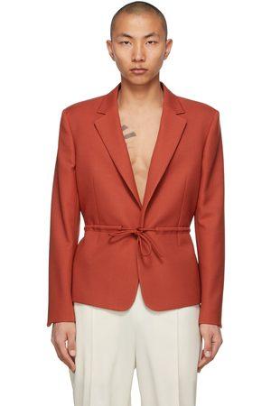 Random Identities Tie Blazer