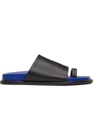 Marina Moscone And Flat Toe Strap Sandals