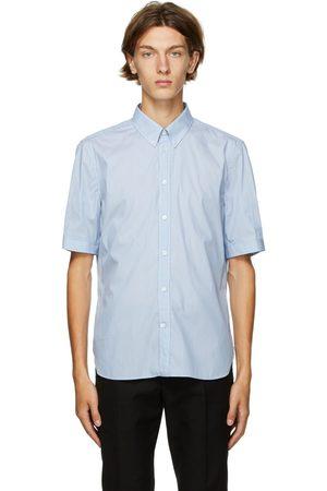 Alexander McQueen And Stripe Short Sleeve Shirt