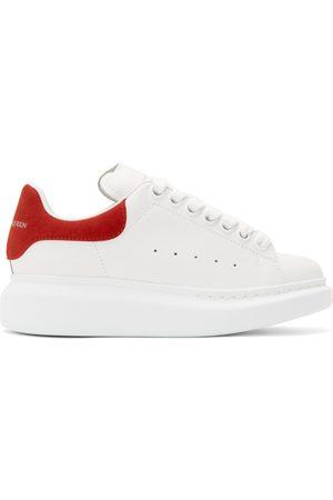 Alexander McQueen And Oversized Sneakers