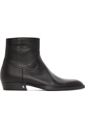 Golden Goose Rock Jimi Zip Boots