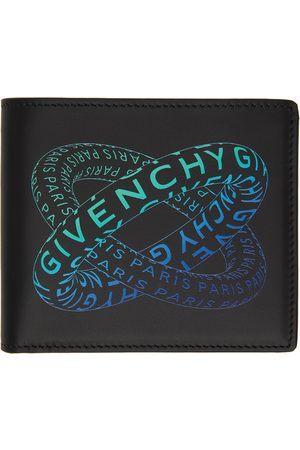Givenchy Men Wallets - And Graphic Logo Bifold Wallet