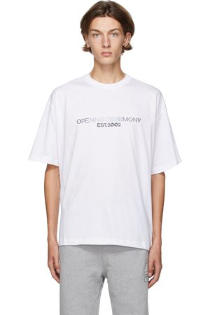 Opening Ceremony Embroidered Logo T-Shirt