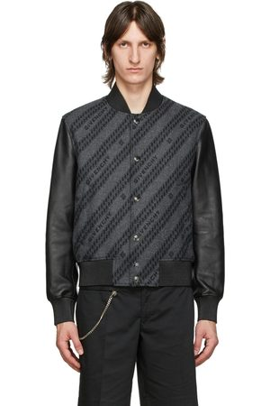 Givenchy Chain Bomber Jacket