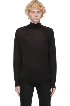 Givenchy Wool and Silk Turtleneck