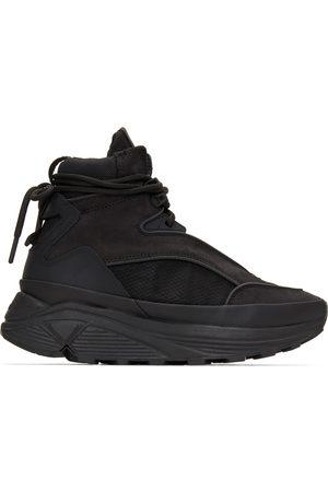 C2H4 Men Lace-up Boots - Atom Alpha Lace-Up Boots