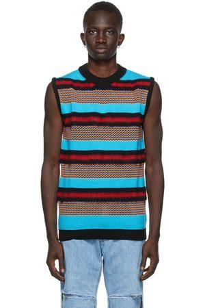 AGR SSENSE Exclusive Mohair Vest