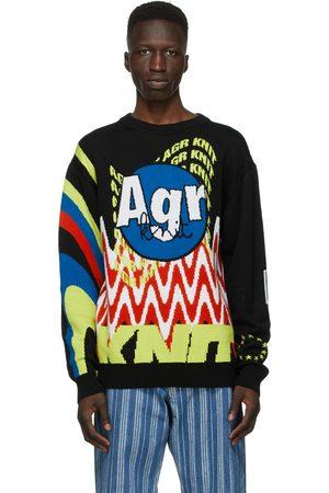 AGR SSENSE Exclusive Logo Sweater
