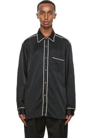 Nicholas Daley Cotton Standard Shirt