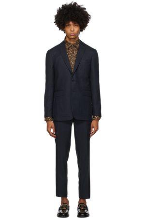 Burberry Travel Slim Suit