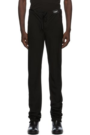 ANN DEMEULEMEESTER SSENSE Exclusive God Of Wild Pippa Trousers