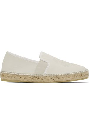 Kenzo Off- Tiger Espadrille Sneakers