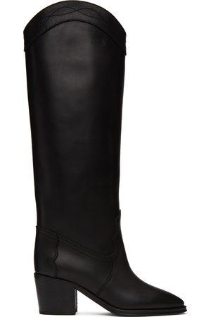 Saint Laurent Tall Western Kate Boots