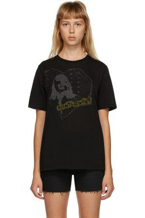 Saint Laurent Heart Graphic T-Shirt