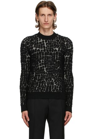 Saint Laurent Wool and Mohair Sweater