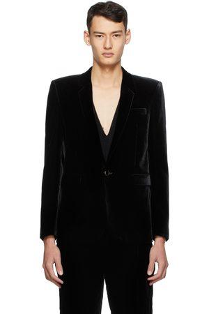 Saint Laurent Corduroy Long Jacket