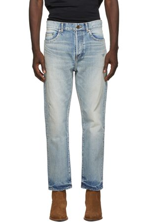 Saint Laurent High-Rise 70s Jeans