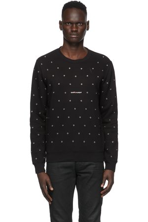 Saint Laurent Eyelet Sweatshirt
