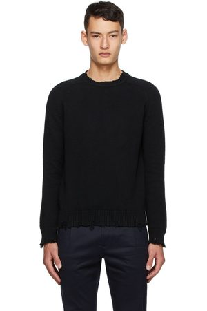 Saint Laurent Distressed Sweater