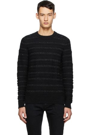 Saint Laurent Wool Pullover Sweater