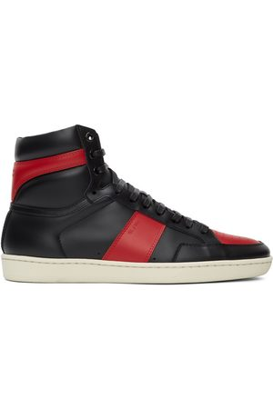 Saint Laurent And Court Classic SL/10H High-Top Sneakers
