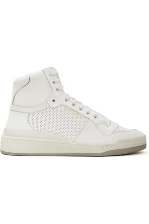 Saint Laurent Off- Used-Look SL24 Sneakers