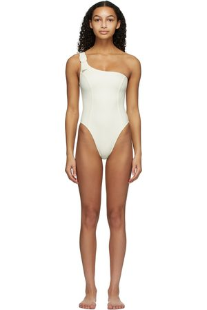 Medina Swimwear Off- Captain One-Piece Swimsuit