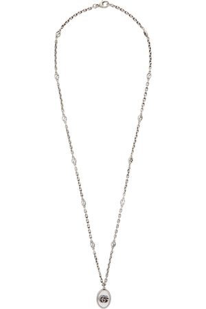 Gucci Double G Marmont Chain Necklace