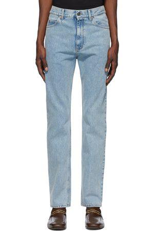 Gucci Stone Bleach Regular Fit Jeans