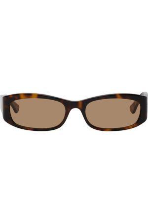 PORT TANGER Women Sunglasses - Tortoiseshell Leila Sunglasses