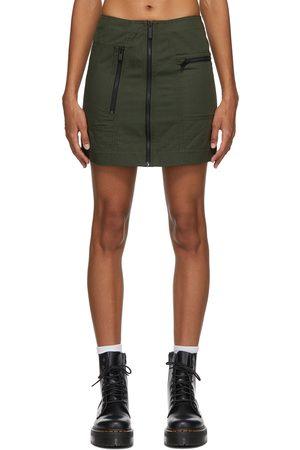 McQ Military Pocket Skirt