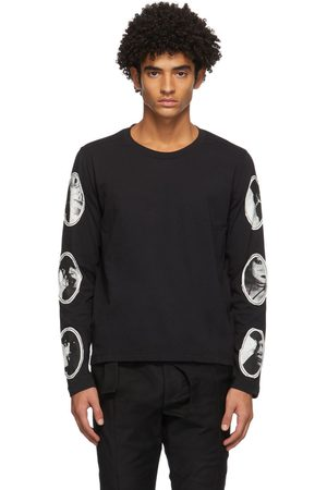 ADYAR SSENSE Exclusive Sheetnoise Long Sleeve T-Shirt