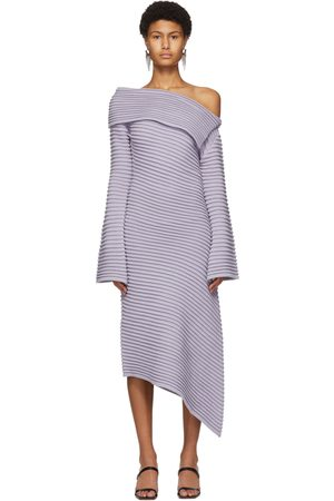 DRAE SSENSE Exclusive Rib Knit Dress